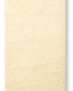 bamboo towel yellow
