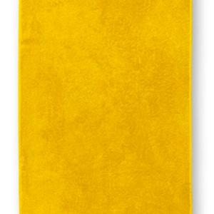 towel yellow
